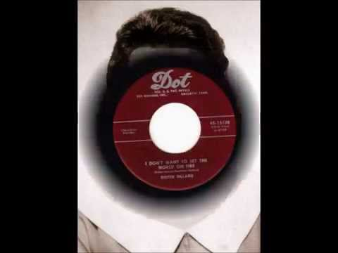 Fats Domino - I Don t Want To Set The World On Fire (1964)