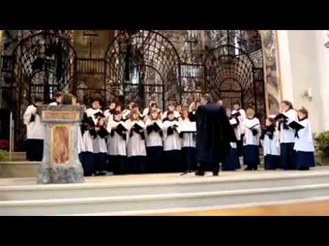 Animam meam dilectam (Tomas Luis de Victoria) - Scuola Corale della Cattedrale di Lugano