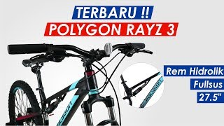 POLYGON RAYZ 3 (2018-2019): UNBOXING