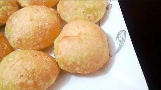 Dal Puri Recipe/(বাংলা ডাল পুরি) কিভাবে ডালপুরি ফুলাতে হয়, না দেখলে মিস