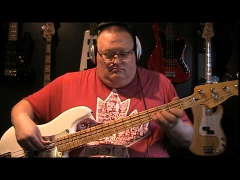 John Lennon Nobody Told Me Bass Cover with Notation & Tablature