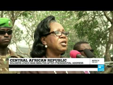 Central African Republic soldiers lynch suspected former rebel - Africa News
