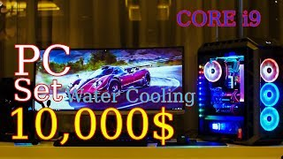 PC $10000 AORUS WATERCOOLING