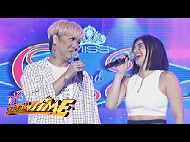 """It's Showtime: Anne asks Vice """"What is love?"""""""