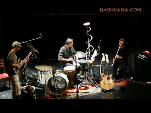 Nadishana Trio  (Nadishana - Steve Shehan - Armin Metz) Part 2