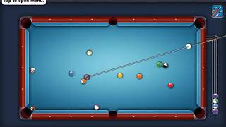 8 Ball Pool Game Play 3 - Every Game Starts with a Good Break