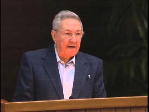 Raúl Castro inaugura en La Habana el VII Congreso del Partido Comunista de Cuba (Parte I)