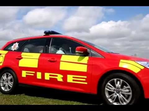 The Community Emergency Response Volunteer Initiative launch