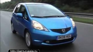 Обзор нового Honda Jazz