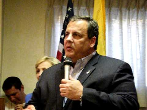 Governor Christie speaking on behalf of Anna Little for Congress (part 2)