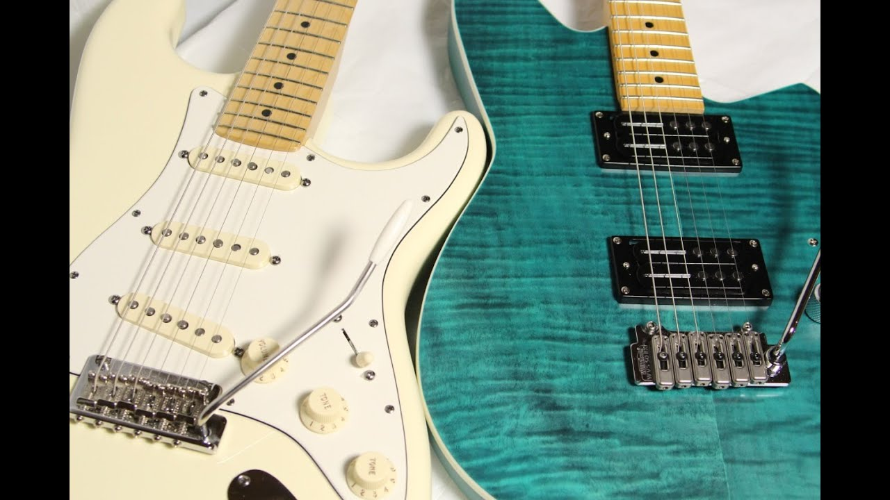 Two incredible guitars play a classic RUSH tune. Fender American Standard Stratocaster vs a Reverend Kingbolt RA FM. Which one do you prefer? Amplifier = Ora...