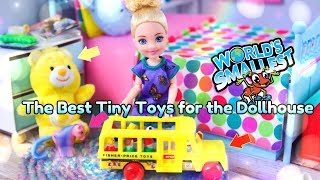 Unbox Daily: World's Smallest Fun Finds - Care Bears | My Little Pony | Real Arcade Games
