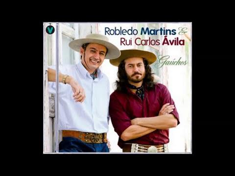Robledo Martins & Rui Carlos Ávila - Haciendo Patria em Silencio