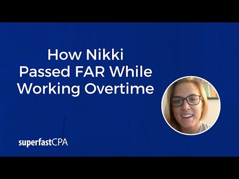 SuperfastCPA Review: Passing FAR While Working 80 Hours a Week
