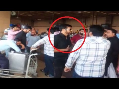 Bhajrangi Bhajrangi Director Kabir Khan Verbally Attacked At Karachi Airport : Watch Video