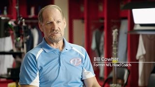 Prostate cancer screening: Are you tougher than an NFL coach?
