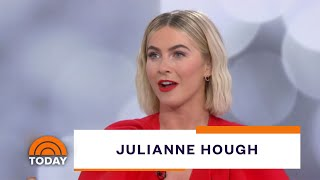 Julianne Hough Talks About Joining The Judges On 'AGT' | TODAY
