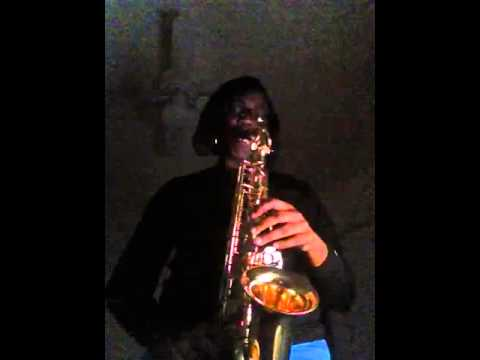 Talk dirty alto sax cover by peninah