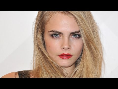 Cara Delevingne Scared The Sh*T Out Of Taylor Swift's Squad