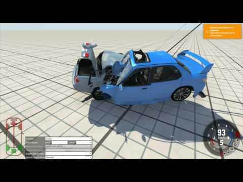 Beamng drive как сделать замедление