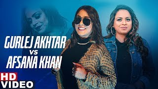 Afsana Khan V/S Gurlej Akhtar | Video Jukebox | New Punjabi Songs 2019 | Speed Records