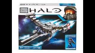2015 Halo Mega Bloks EVA Booster Frame Fred Figure Set 97453