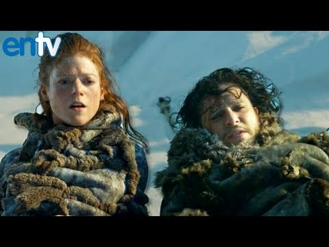 Jon and Ygritte Climb The Wall - Game of Thrones S3E6 Recap