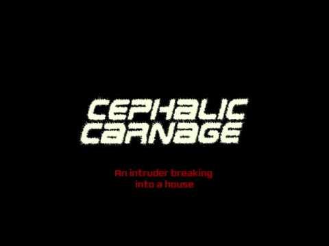 Cephalic Carnage - Paralyzed By Fear