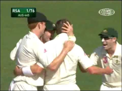 Siddle vs South Africa