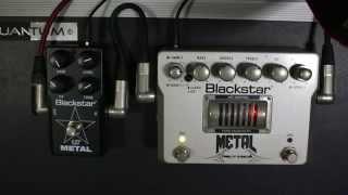 Blackstar - LT-Metal vs HT-Metal