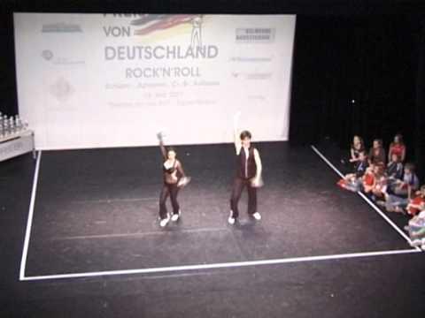 Sabrina Mayer & Tobias Bludau - Großer Preis von Deutschland 2007