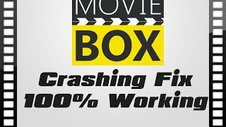 How to fix Moviebox 2.6 Crash on ios 6 and 7 Working 100%