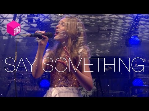 A Great Big World & Christina Aguilera - Say Something - LIVE Cover by 11 year old Sapphire