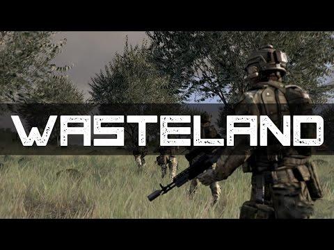 Стримы Arma 3 Wasteland[Twitch]