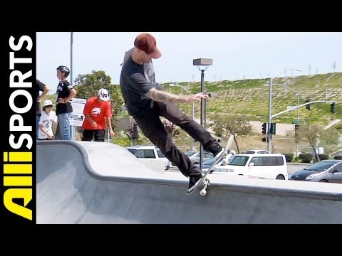 Matt Mumford Skateboard Step By Step Pivot Fakie Trick Tip