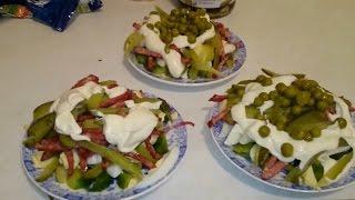 Вкусные рецепты салатов из брюссельской капусты как приготовить праздничное блюдо на новый год
