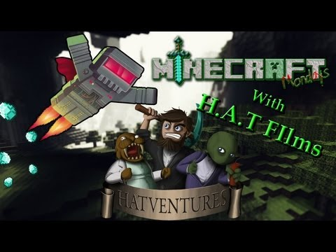 Minecraft Monday Show - HAT Films Interview - Before Minecon Music Videos