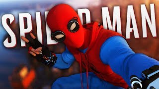 ERADICATING ALL THE CRIME   Spider-Man (100% Completion Run)
