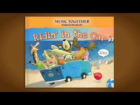 Ridin' In the Car Singalong Storybook Trailer