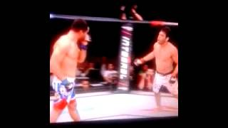 Lyoto Machida  vs Mousasi Melhores Momentos UFC 16.02.14