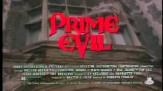 Prime Evil (1988) - Official Trailer