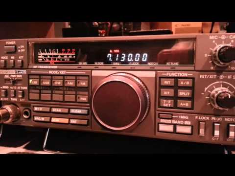 Kenwood TS-440S with PS-50 power supply
