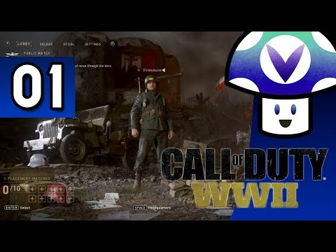 [Vinesauce] Vinny - Call of Duty: WWII