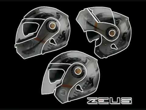 Capacete Zeus 3000A
