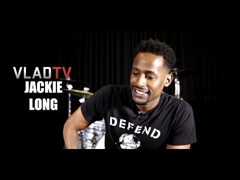 Jackie Long: I'm an Andre 3000 Groupie, He's an Icon