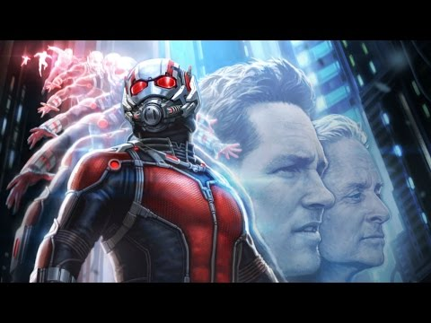 Ant-Man - Paul Rudd on Edgar Wright's Departure - Comic Con 2014
