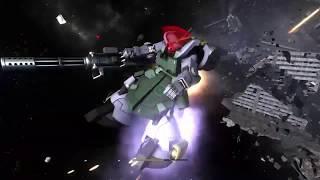 Gundam Battle Operation 2: Dom Barrage In Space!