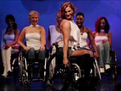 Mujeres Con Discapacidad video