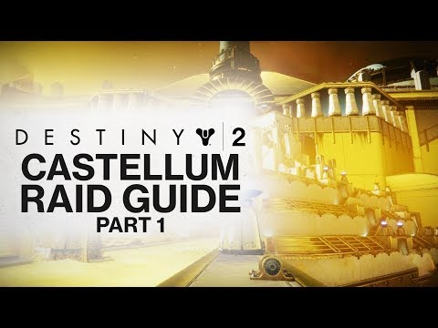 DESTINY 2: How To Do Castellum Relics in Leviathan Raid! (Destiny 2 Leviathan Raid Guide Part 1!)