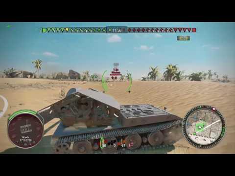 World Of Tanks Xbox One over 7K Damage